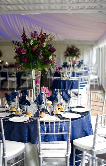 1000 Ideas About Blue Tablecloth On Pinterest White