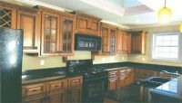 high end dark glaze honey oak cabinets | Buy Titan Glaze ...