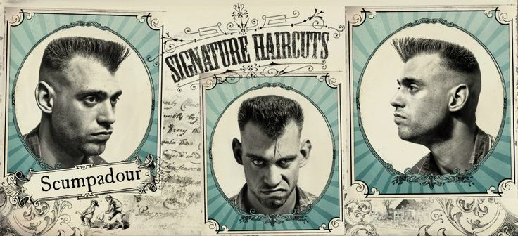 17 Best images about Signature Haircuts  Barbershop