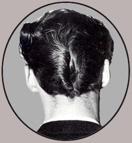 25 Best Ideas About Duck's Ass On Pinterest Pixie Haircuts