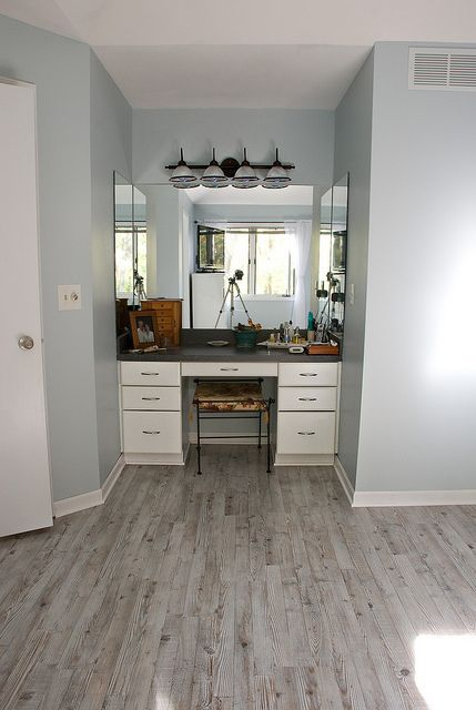 pergo driftwood pine in a real house  House Projects