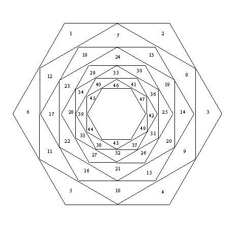 25+ best ideas about Iris Folding Pattern on Pinterest