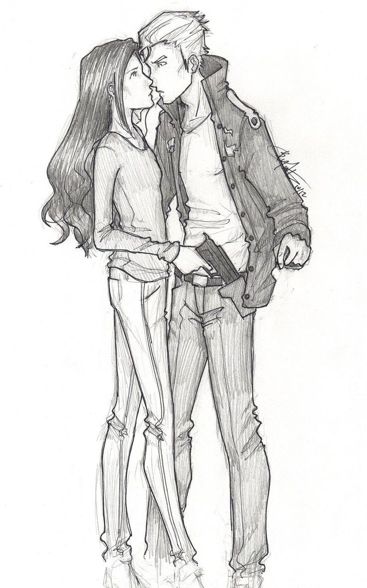 Juliette and Warner from Shatter me Art by Ice Ridden