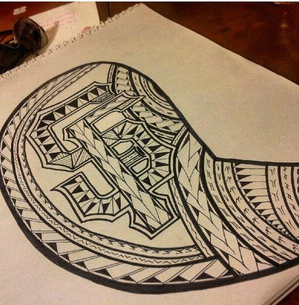 Tribal SF tattoo SF Giants love Pinterest Tat The