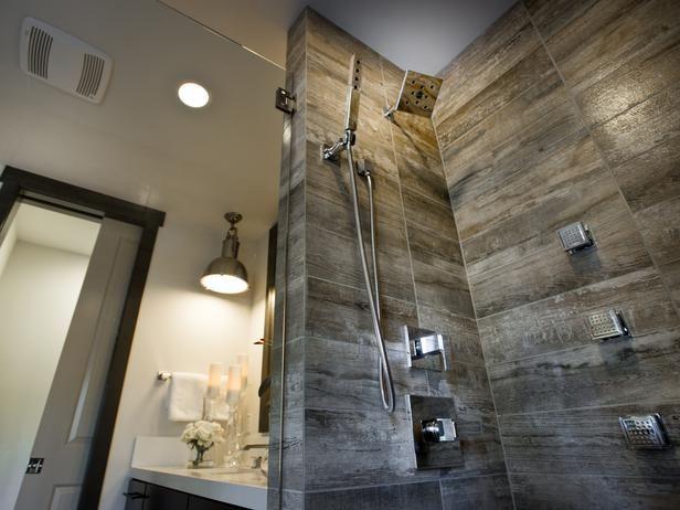 Dream Home 2014 Master Bathroom Shower Tiles Pictures