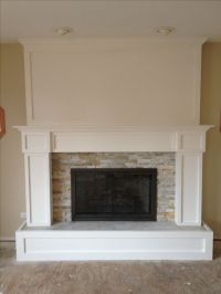 17 Best images about Step by Step Fireplace Remodel on ...