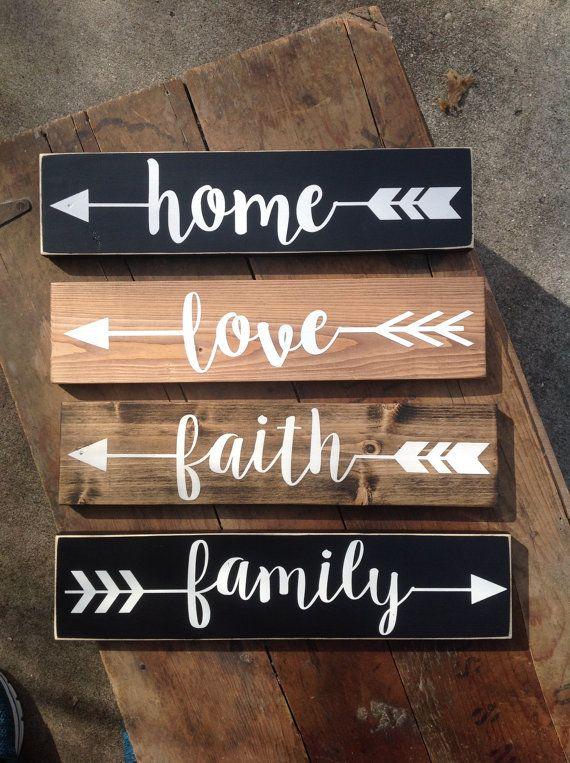 25 Best Ideas About Home Decor Signs On Pinterest Diy House