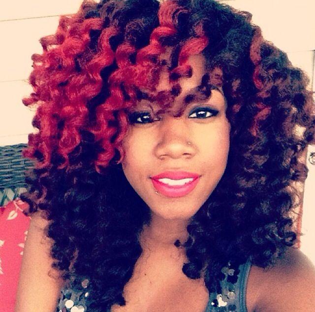 FLEXI ROD CURLS Curly Hair Pinterest Beautiful