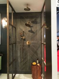 25+ best ideas about Wood Tile Shower on Pinterest