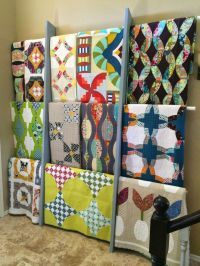 Quilt Display Hangers - WoodWorking Projects & Plans
