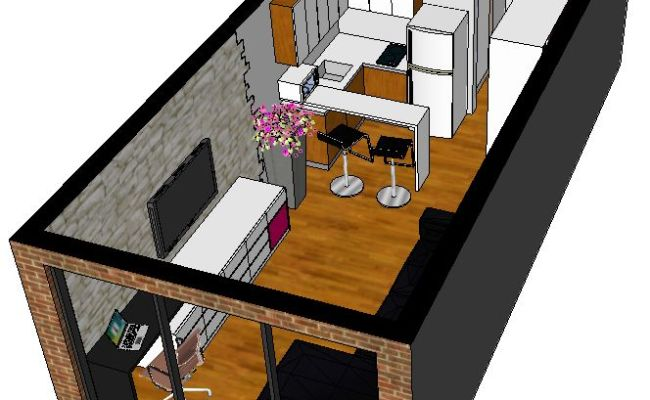 250 Sq Ft Studio Apartment 2006 Floor Plans