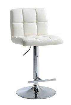 desk chair jysk osaki os 4000 massage review 2 barová stolička hammel biela koženka   kuchyňa pinterest