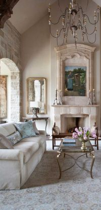 17 Best ideas about Tuscan Living Rooms on Pinterest ...