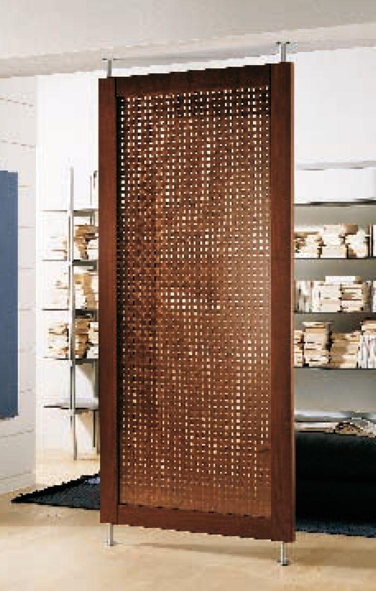 tension mount room divider  Modernus  Room Dividers