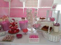 Candy Station. Candy bar. mesa de postres. mesa de dulces ...