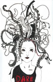 crazy hair art - lesson plans