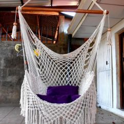 Chair Hammock Stand Diy Stacking Chairs With Arms Macrame Hanging Products I Love Pinterest. Maison Maison. Home ...