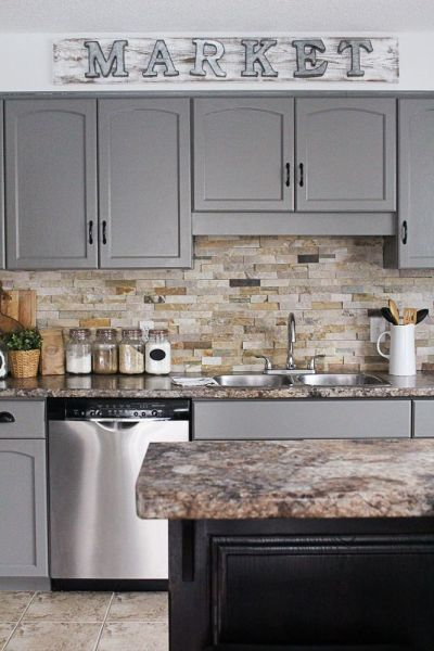 best color for gray kitchen cabinets Best 25+ Grey cabinets ideas on Pinterest | Cabinet colors, Gray and white kitchen and Gray