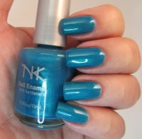 JANUARY 2013: NK NAIL ENAMEL IN THE COLOR: teal | Nails ...