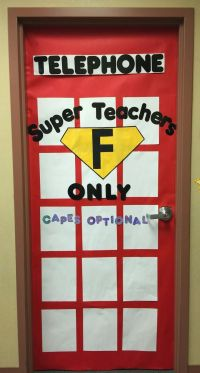 25+ best ideas about Superhero classroom door on Pinterest ...