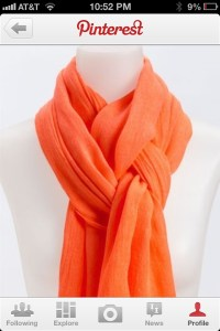 20 best images about ways to tie a scarf on Pinterest | On ...
