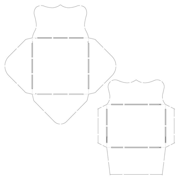 41 best images about Printable envelope and pocket on