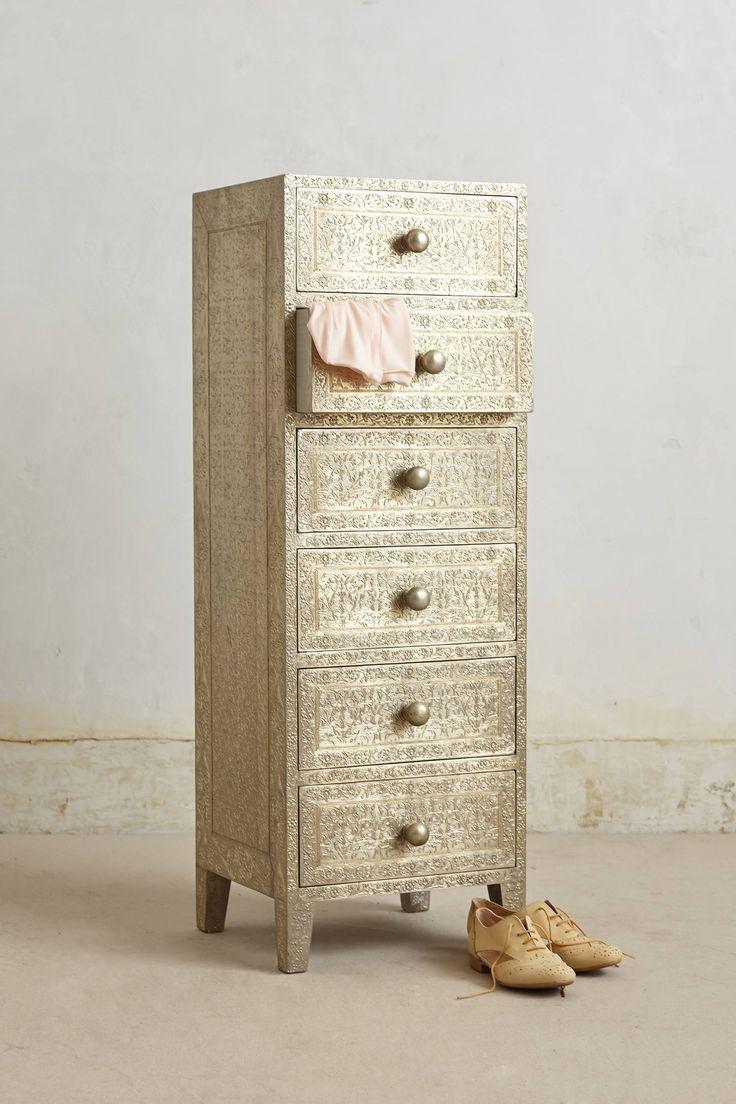 Intaglio Dresser  anthropologiecom  details  Pinterest