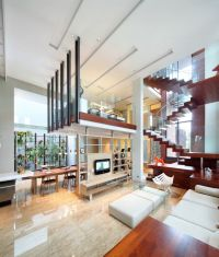 modern and open | house | Pinterest | Industrial, House ...