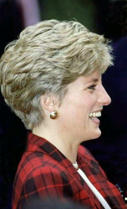 Princess Diana Hairstyles Pinterest Beautiful