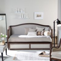 Best 25+ Upholstered daybed ideas on Pinterest | Nursery ...