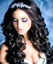 ideas sweet 15 hairstyles