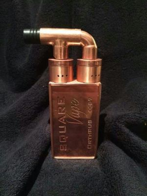 Copper Box mod, dual rda octacoils Cant say you dont have