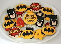 Best 25+ Batman cookies ideas only on Pinterest