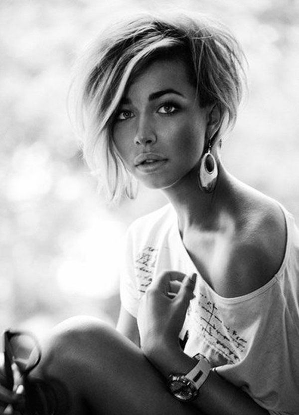 25 Best Ideas About Messy Short Hairstyles On Pinterest Messy