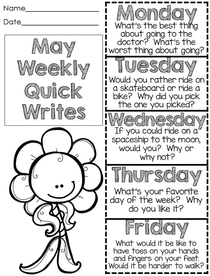 25+ best ideas about 4th Grade Writing Prompts on