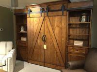 23 best ideas about Barn Door Bookcase on Pinterest ...