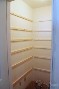 How To Build Wood Closet Shelves