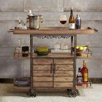 17 Best ideas about Rolling Bar Cart on Pinterest | Diy ...