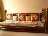 indian living room and low seating ideas | Feel Indian ...