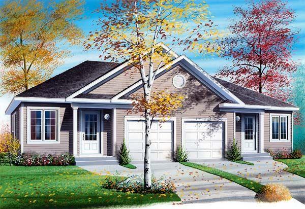 25 best ideas about Duplex plans on Pinterest  Duplex house plans Duplex house and Duplex