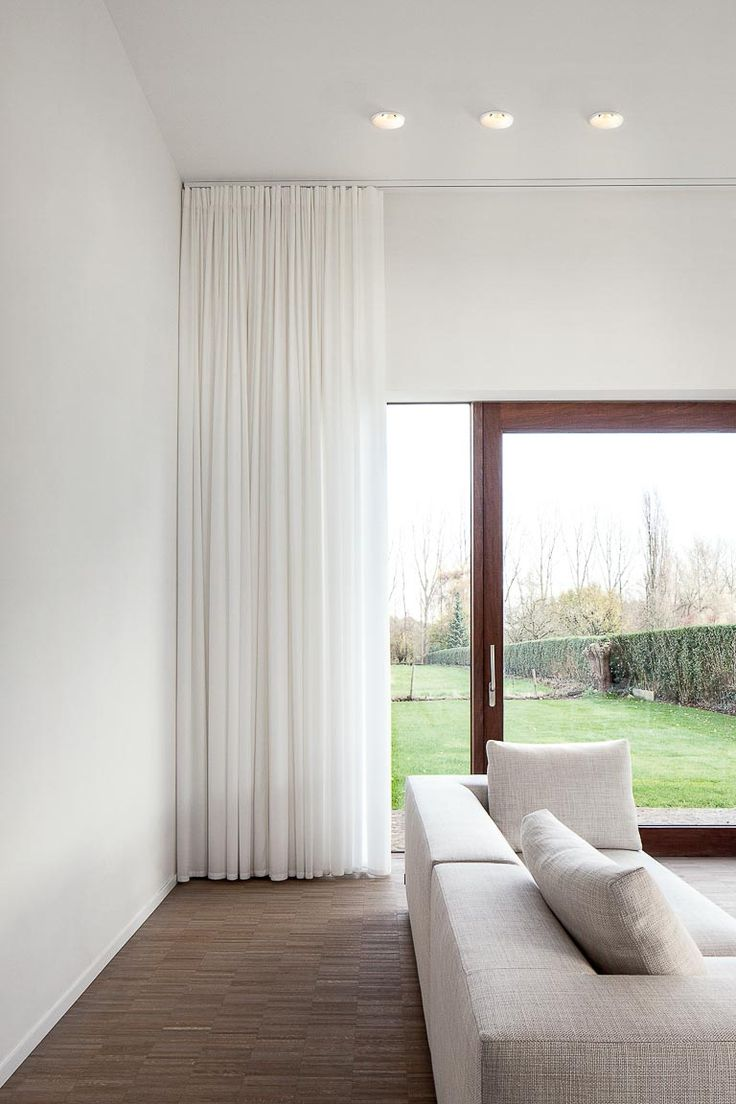 25 Best Ideas About White Curtains On Pinterest Curtains