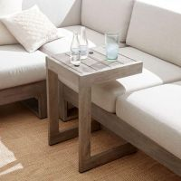 25+ best ideas about Sofa side table on Pinterest   Bed ...