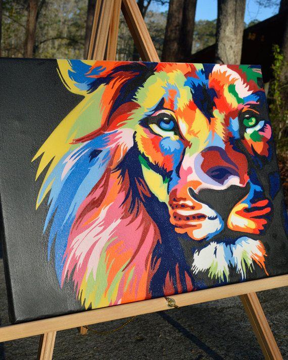 Color Lion
