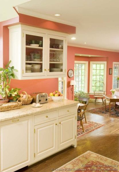 coral kitchen cabinet colors Best 25+ Coral kitchen ideas on Pinterest | 2017 decor trends, Furniture paint colors and