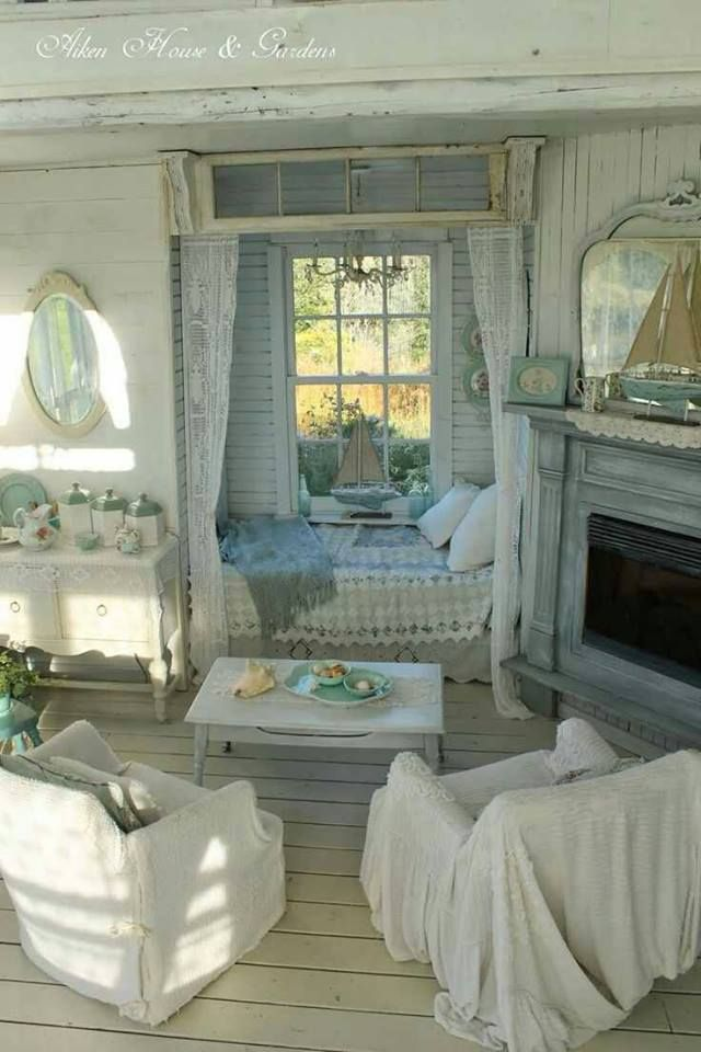 1000 ideas about Blue Shabby Chic on Pinterest  Aztec