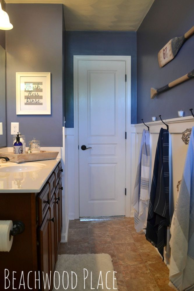 25+ best ideas about Nautical bathroom decor on Pinterest