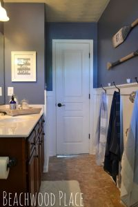 25+ best ideas about Nautical bathroom decor on Pinterest
