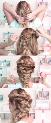 bridesmaid long hair ideas