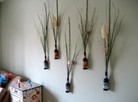 Homemade Wall Art | Craft Ideas | Pinterest | Botella ...