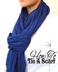 10 best images about scarf tying on Pinterest | Vests ...